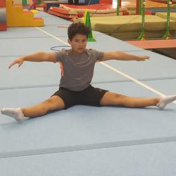 KILLIAN RADIGUE - Gymnaste à l'Avenir Ebroïcien à Evreux